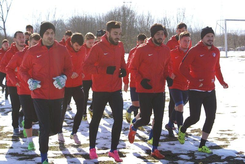 Kırıkhanspor  Maçı Hazırlıklarına Başlandı