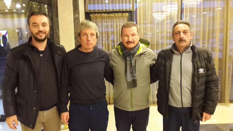 Kulübümüz, Kırıkhanspor'u Ziyaret Etti