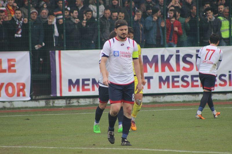 Düzcespor 1-1 Kırıkhanspor