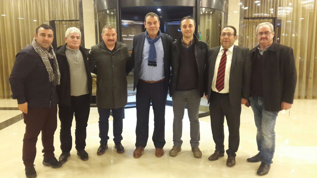 Kulübümüz, Yomraspor'u Ziyaret Etti