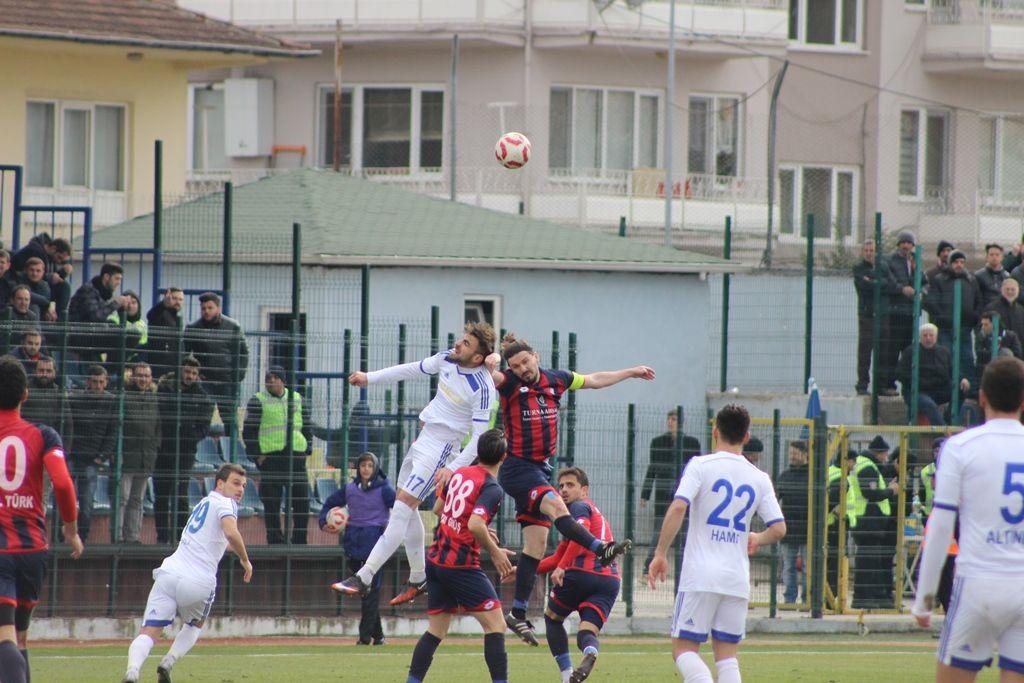 Düzcespor 0-0 Yomraspor