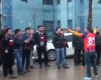 Düzcespor - Kırıkhanspor Maç Öyküsü