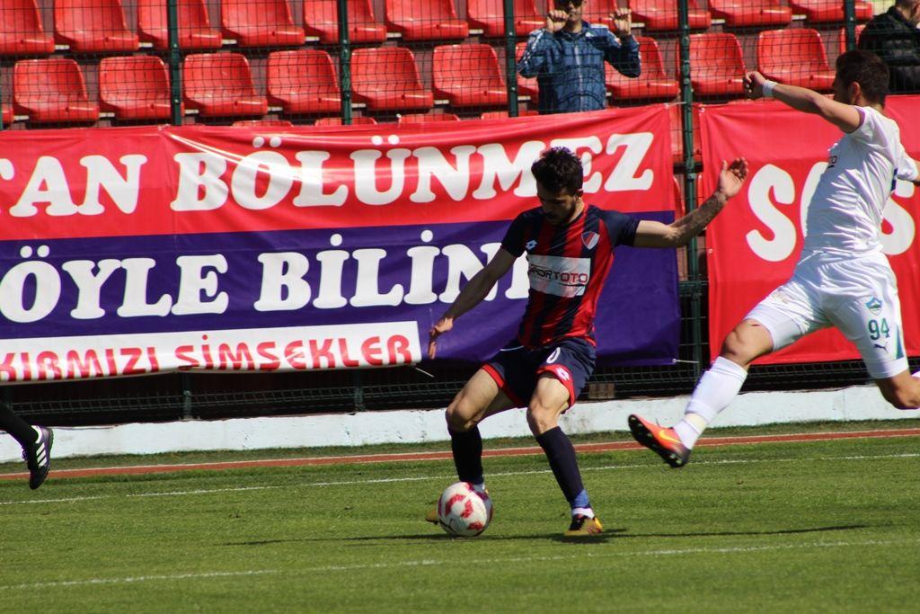 Düzcespor 1-0 Y.Bursa