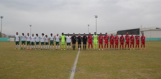 12Bingölspor 0 - 0 Düzcespor