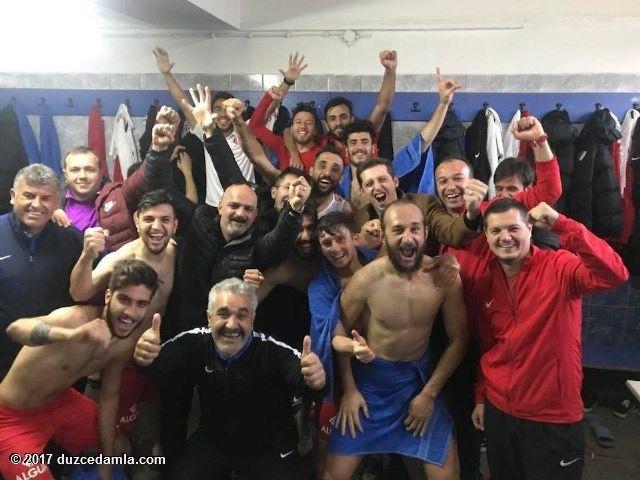 Y.Altındağ 0-1 Düzcespor