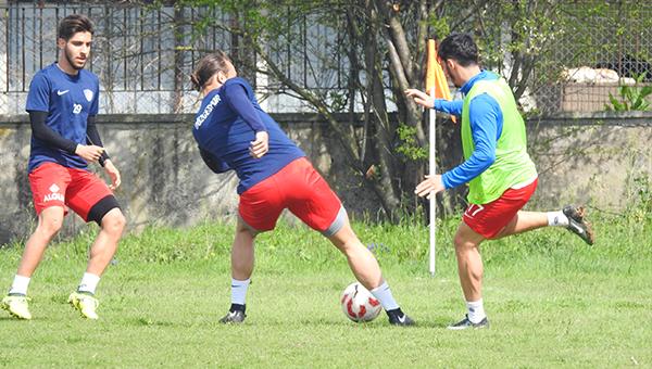 Orhangazi Bld Maçı Hazırlıklarına Devam Edildi