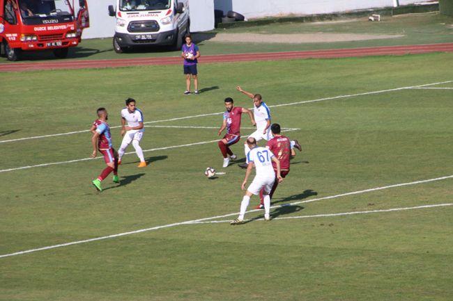 Düzcespor 0 - 0 Ofspor