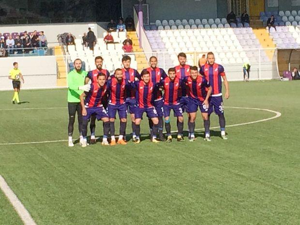Altındağ Bld. 2 - 0 Düzcespor