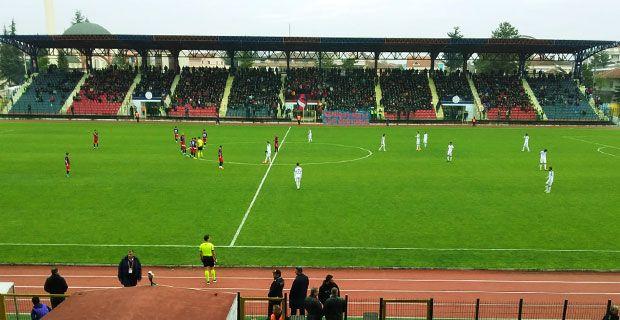 Düzcespor 0 - 1 Sultanbeyli Bld.