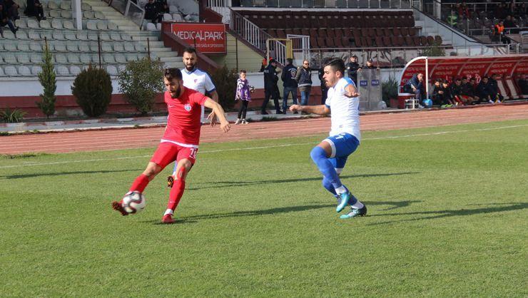 Elaziz Belediyespor 1 - 1 Düzcespor