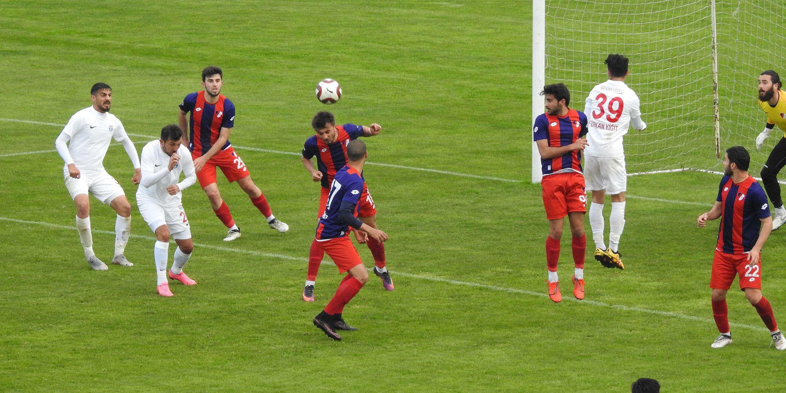 Düzcespor 3-1 Elaziz Belediyespor