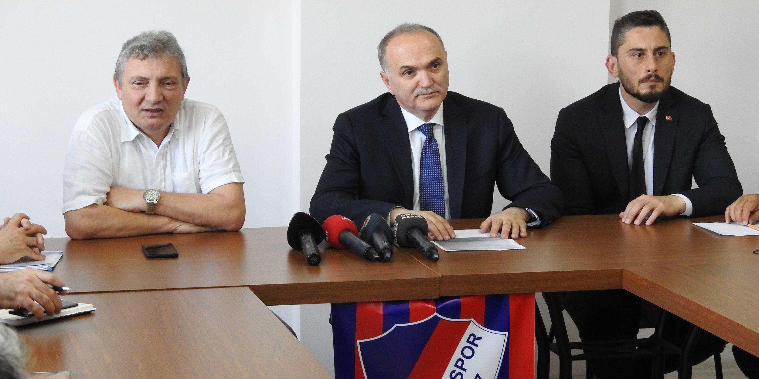 Kalıcı Olarak Düzcespor'a Gelir Getiricek Yerleri Kurulacak