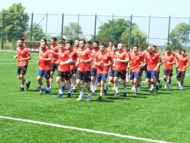 Takımımız Yeni Sezon Hazırlıklarına Devam Ediyor