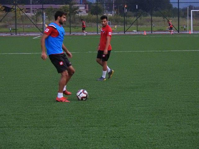 Çankaya FK Mesaine Başlandı