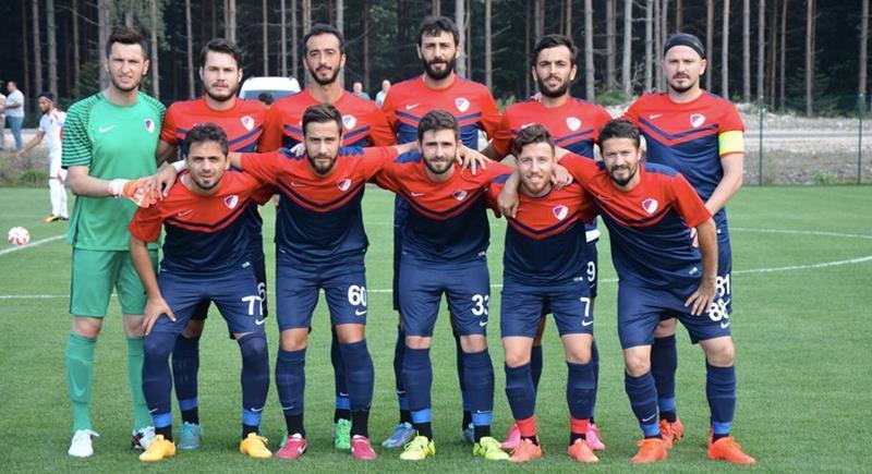 2016 - 2017 Sezonu Futbol A Takımı