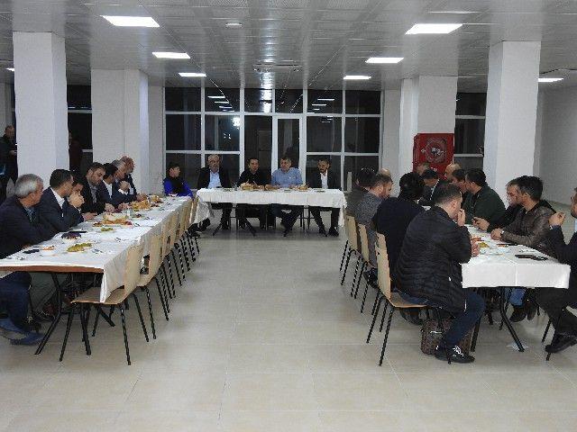 Yönetim Kurulumuz İlk Toplantısını Gerçekleştirdi