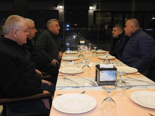 Kulübümüz, Yomraspor'u Ziyaret Etti.