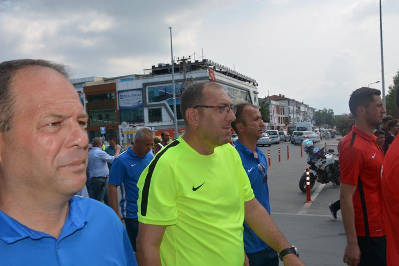 Düzcespor Sezon Açılış Kortej Yürüyüşü