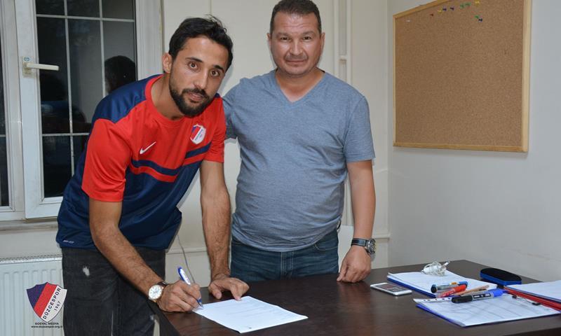 Kulübümüz Tayfun Yanar İle Anlaşma Sağladı