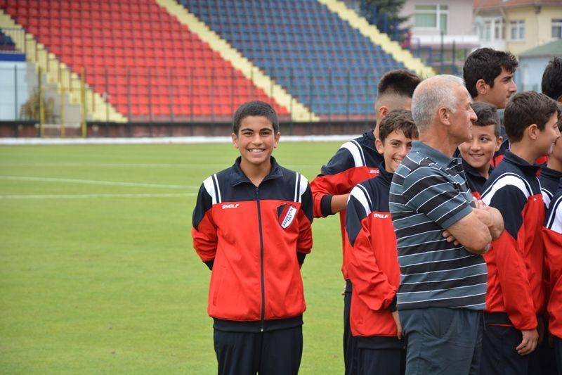 Düzcespor Akademi Ligi Tanıtım