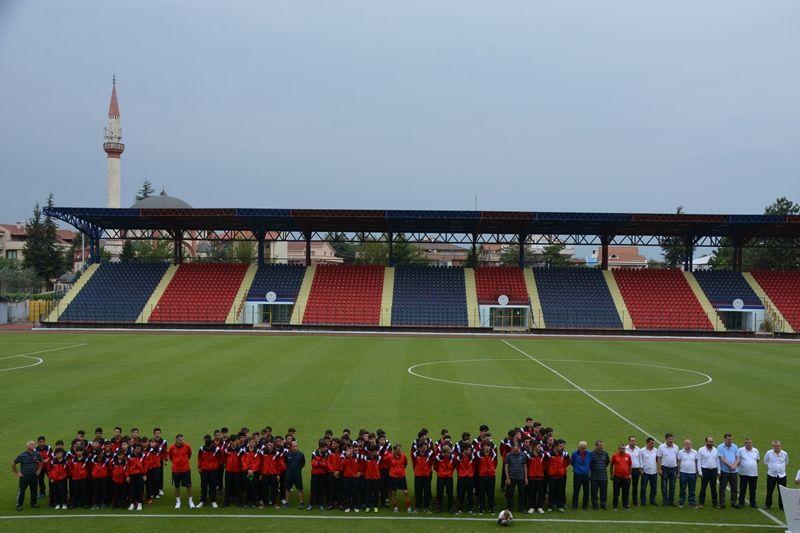 Düzcespor Akademi Ligleri Tanıtıldı
