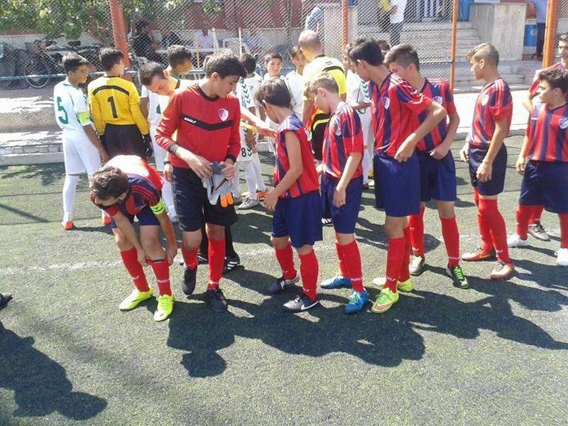 Akademi Liglerinde İlk Hafta Maçları Başladı