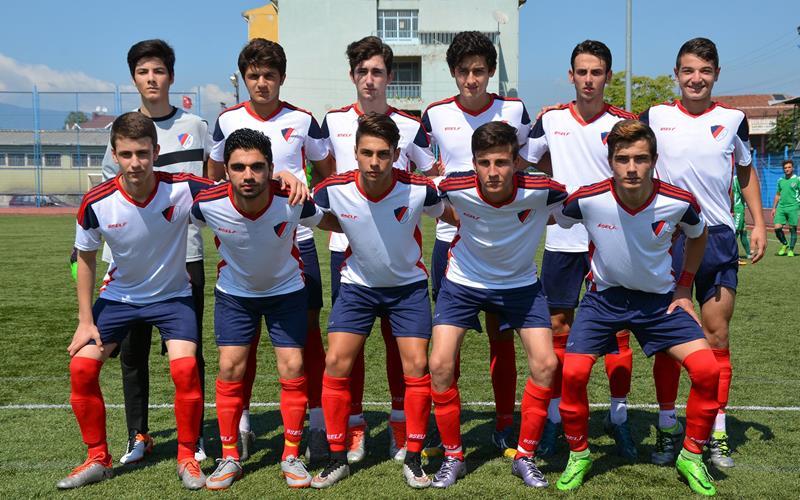 U16 ve U17 İlk Hafta Maçları Tamamlandı