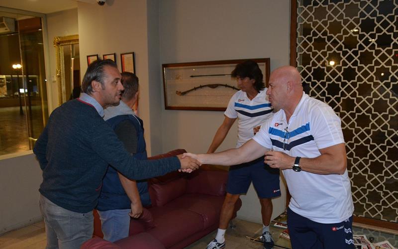 Kulübümüz, T.M. Kırıkkalespor'u Ziyaret Etti.