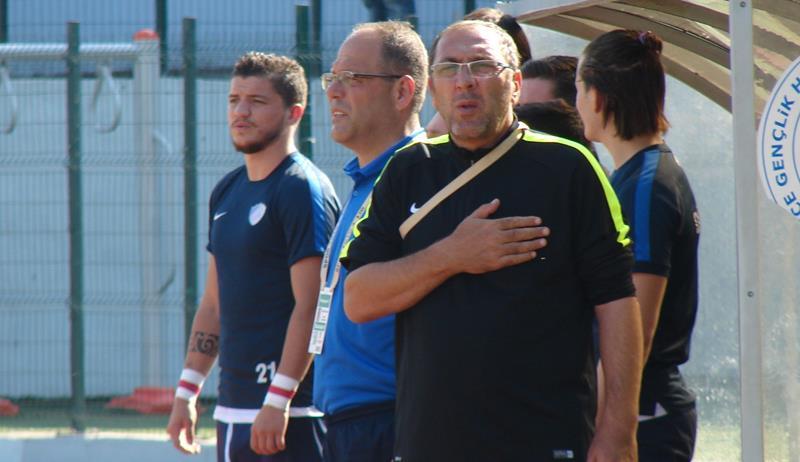 Düzcespor 3-0 T.M.Kırıkkalespor