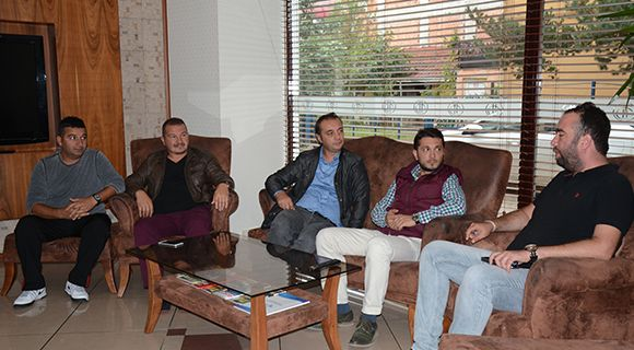 Kulübümüz, Dersimspor'u Ziyaret Etti.