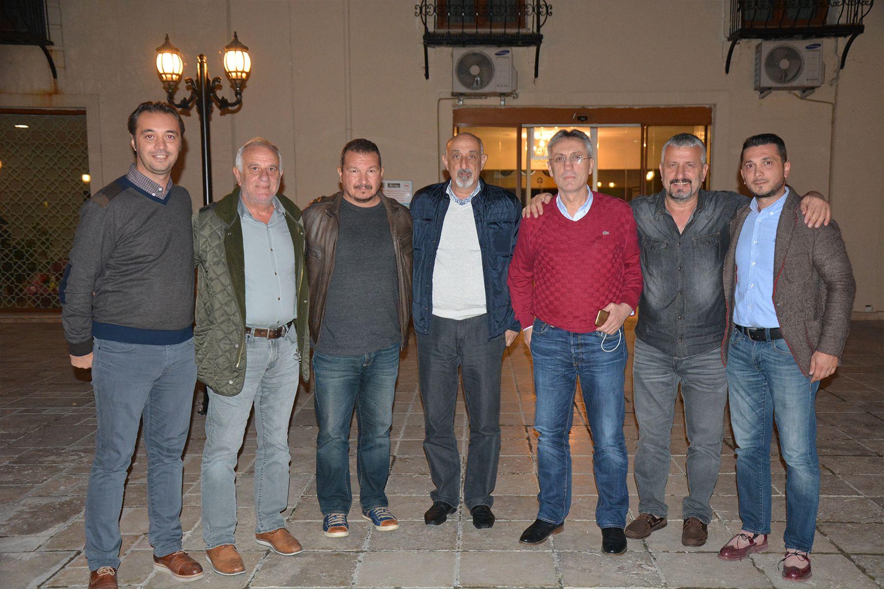 Kulübümüz, Pazarspor'u Ziyaret Etti.
