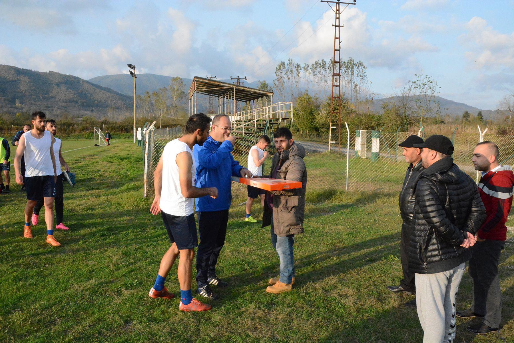 Erbaaspor Müsabakasının Hazırlıklarına Başlandı