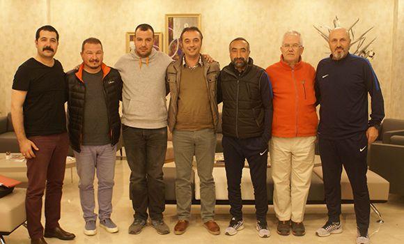 Kulübümüz, Tire 1922spor'u Ziyaret Etti.