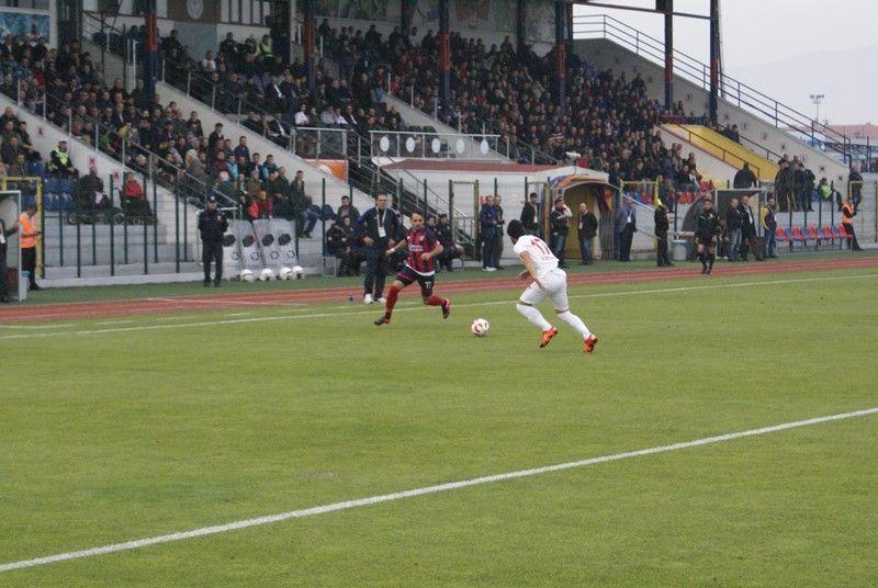 Düzcespor 0-0 Tire 1922spor