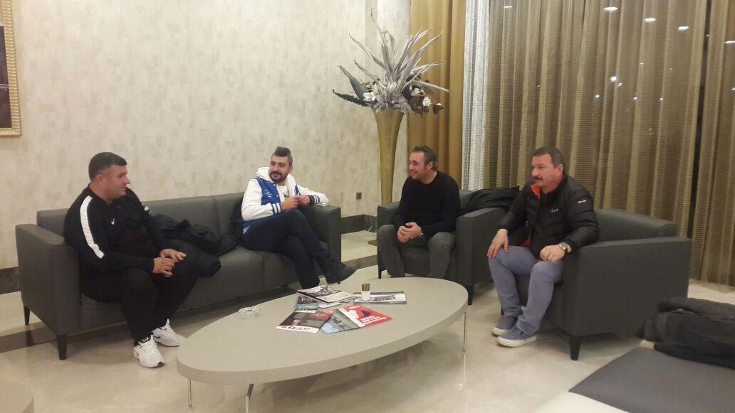 Kulübümüz, Dardanelspor'u Ziyaret Etti.