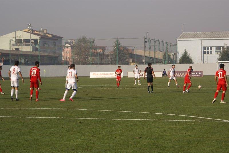 Düzcespor 2-0 Dardanelspor