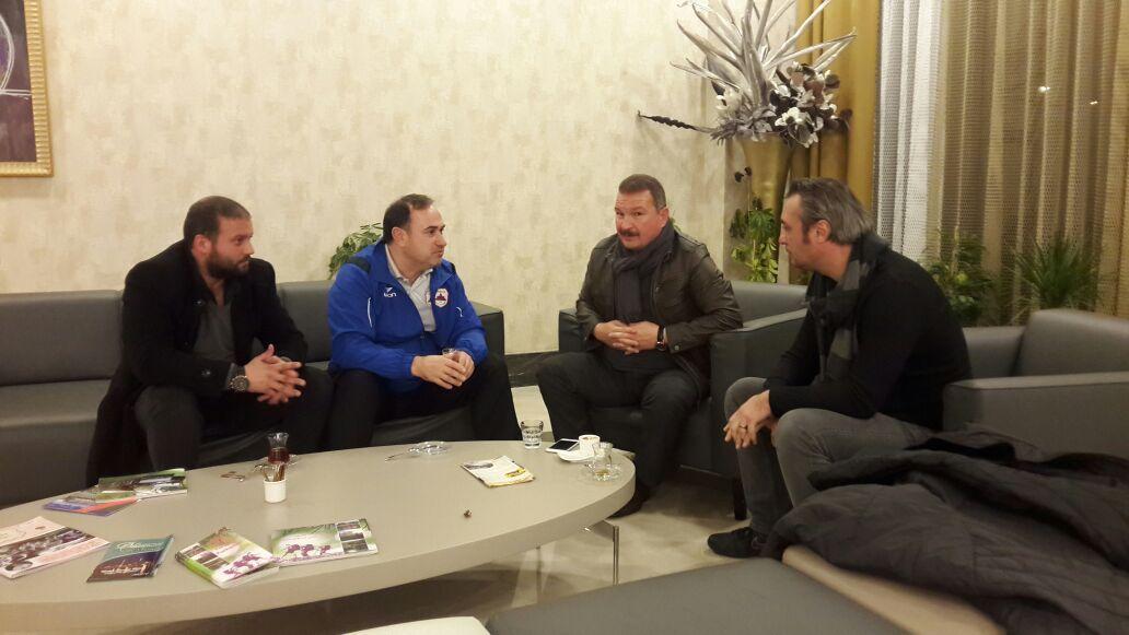 Kulübümüz, Çatalcaspor'u Ziyaret Etti