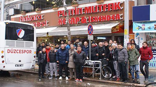 Futbol Takımımız Kahvaltıda Buluştu