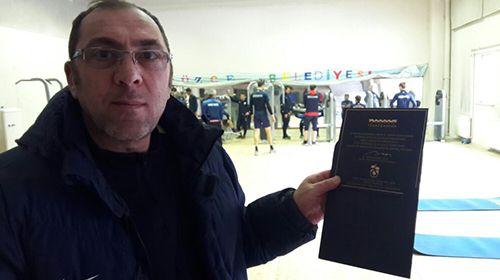 Trabzonspor, Teknik Direktörümüzü Açılışa Davet Etti