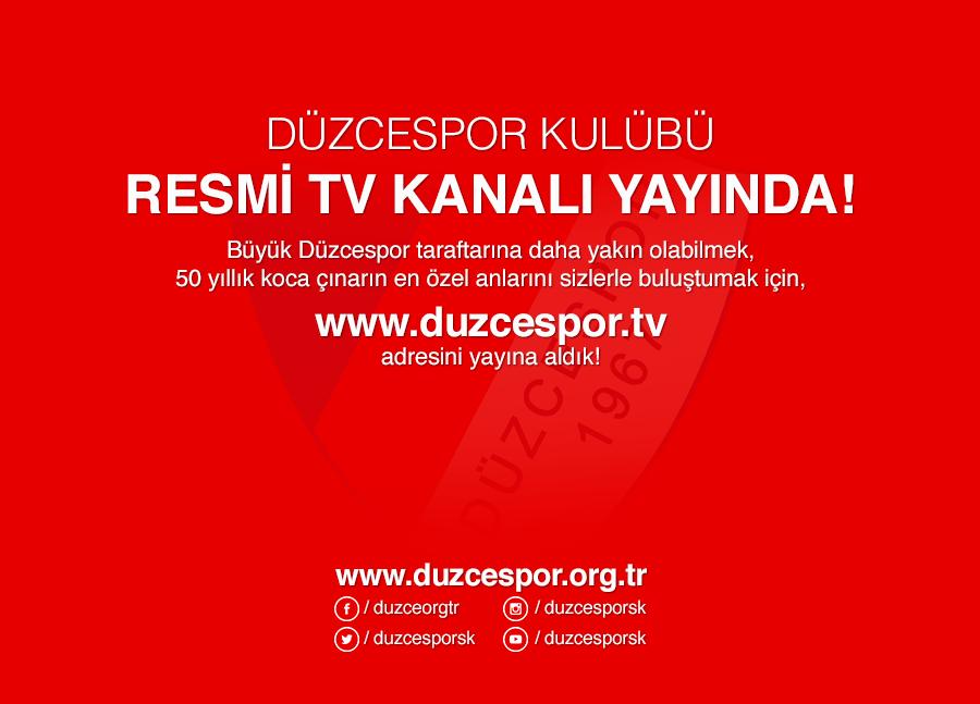 Düzcespor TV Yayında