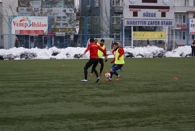 Silivrispor Maçı Hazırlıklarına Başlandı
