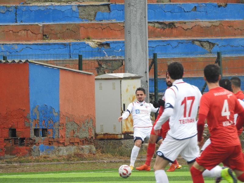 Silivrispor 0-0 Düzcespor