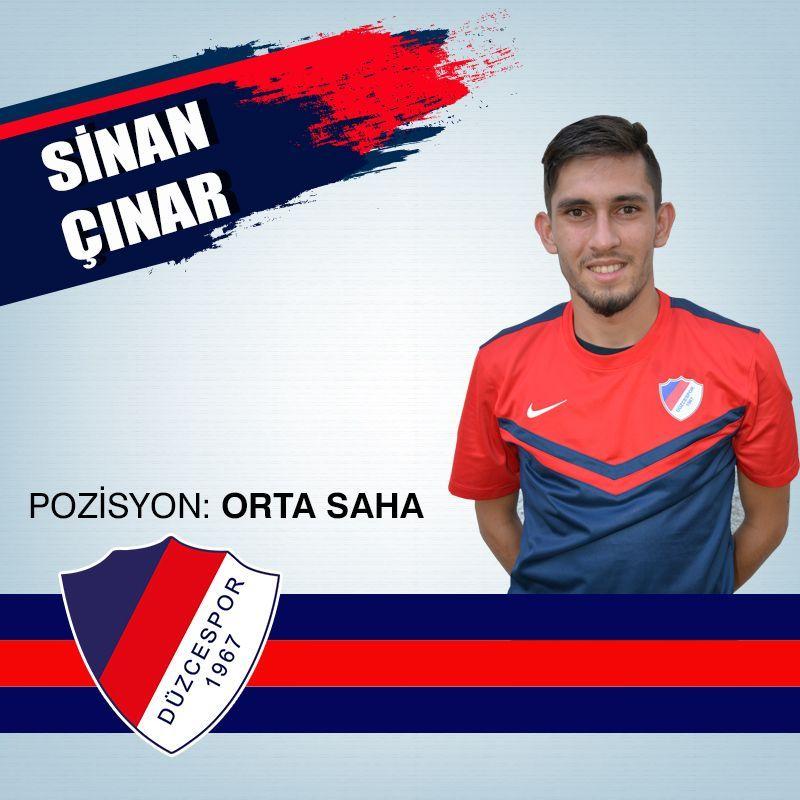 Futbolcumuz Sinan ÇINAR ile yollar ayrıldı
