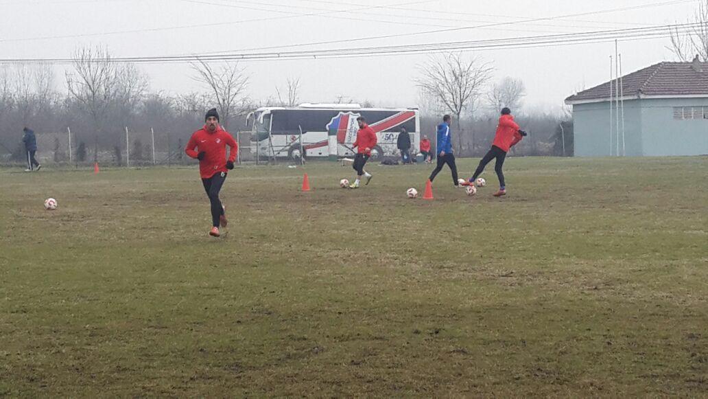 T.M. Kırıkkalespor Maçı Hazırlıklarına Başlandı